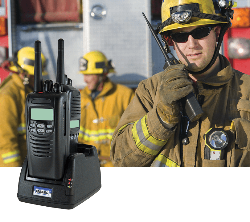 Battery Packs and Chargers for Public Safety Radios