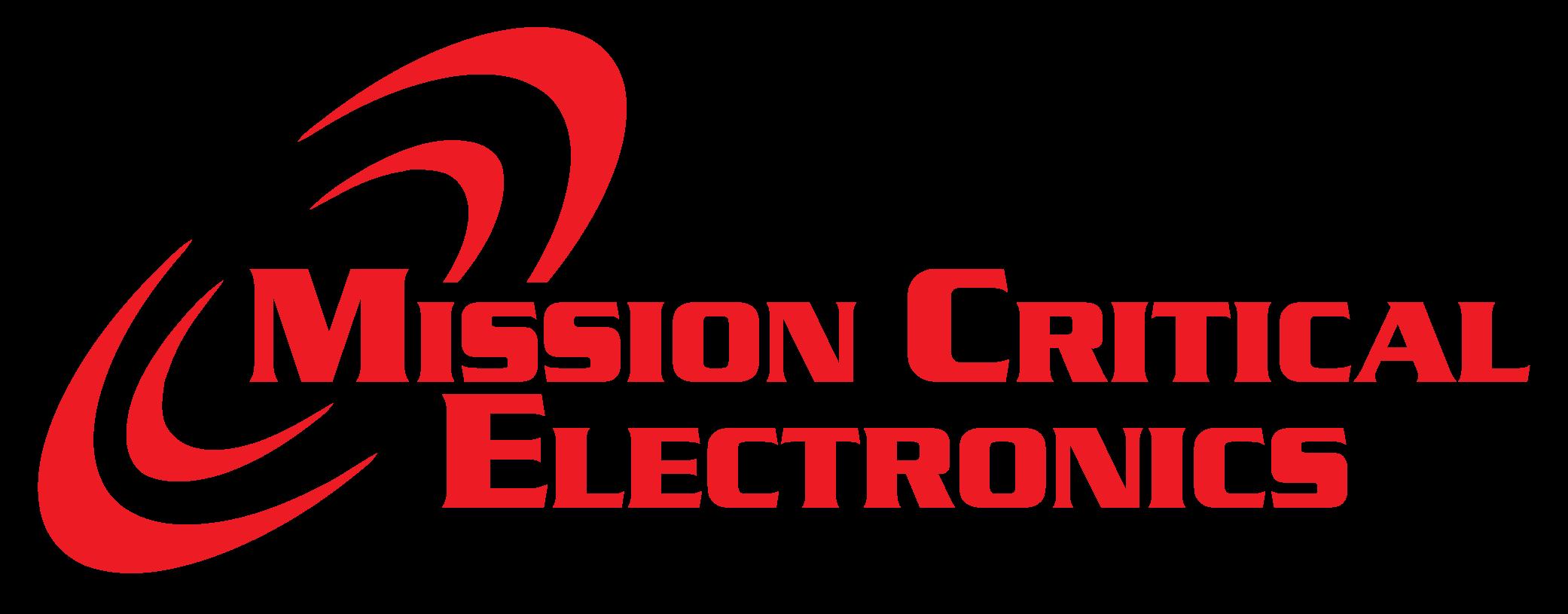 Mission Critical Electronics logo